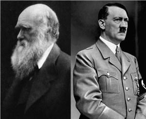 Darwin to Hitler?